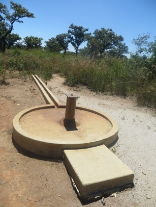 broken-down-borehole-before-repair