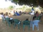 Community engagement session